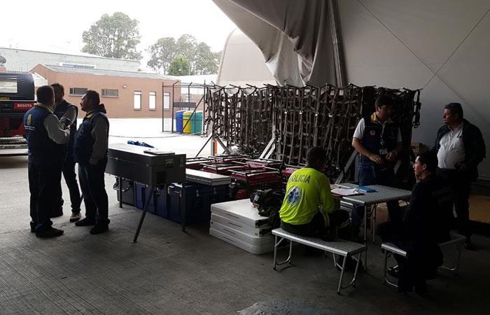 México: Colombia enviará equipo especializado para rescates en terremotos