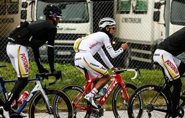 Mundial de Ciclismo: Transmisión EN VIVO de la contrarreloj individual