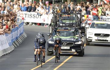 Nairo Quintana y Movistar podrían correr en Colombia en importante competencia