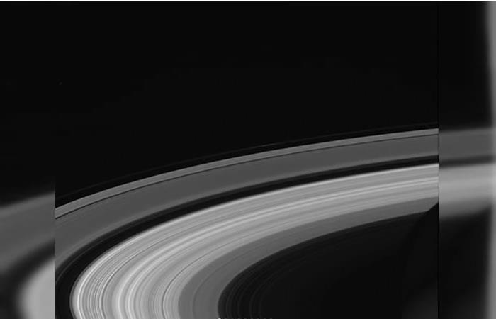 NASA: Estas fueron las últimas imágenes que emitió Cassini