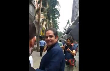 """Ciudadano a Vargas Lleras: """"Usted es un enmermelado y un sinvergüenza"""""""