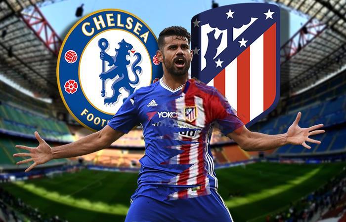 Diego Costa deja el Chelsea y vuelve al Atlético de Madrid
