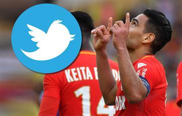 Falcao y su contundente respuesta a un seguidor de Twitter