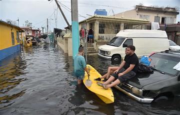 Huracán María causa daños en Dominicana luego de arrasar Puerto Rico