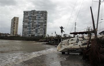 """Huracán María: Puerto Rico se encuentra en """"devastación total"""""""