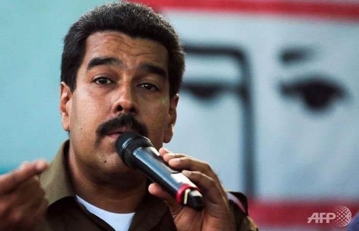 Maduro afirma que la Casa Blanca dio 'orden' de asesinarlo