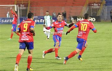 Pasto derrotó a Nacional con polémica en partido pendiente de la Liga