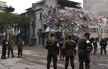 Rescatistas en México trabajan por salvar a Frida y a otros niños atrapados