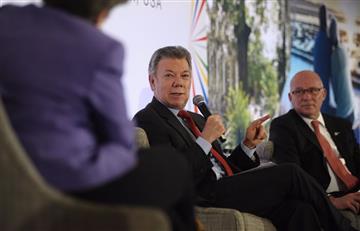 """Santos propone que Alianza del Pacífico busque inversiones """"en bloque"""""""