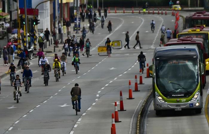 Secretaría de Movilidad desmiente Día sin carro en Bogotá