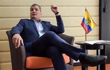 Correa regresaría a Ecuador para lanzar Constituyente y ser presidente