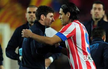 Falcao tiene un récord en España que Messi no ha podido igualar