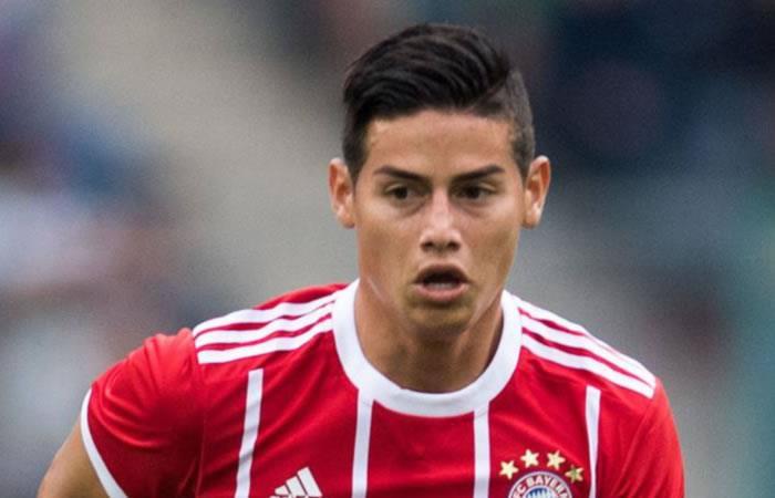 James con Bayern y el empate con sabor a derrota ante el Wolfsburgo