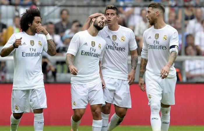 James Rodríguez: Hinchas le reclaman al Madrid y extrañan al colombiano