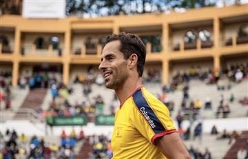 Santiago Giraldo abandonaráel tenis por un tiempo