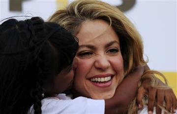 Shakira pide donaciones para víctimas de México