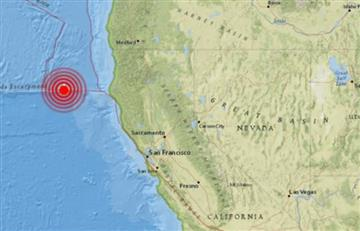 Sismo de 5,7 de magnitud en California