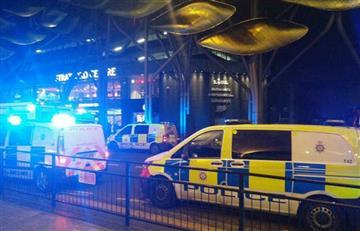 Ataque con ácido en Londres deja 6 personas heridas