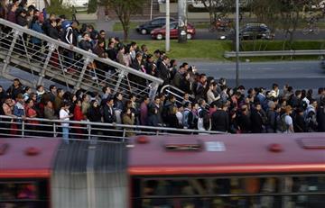 El pésimo estado de los buses de TransMilenio