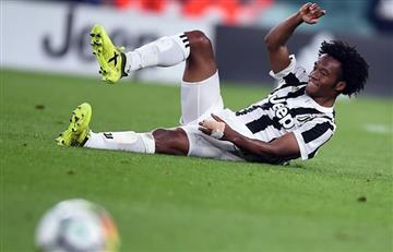 Juventus goleó al Torino con un Cuadrado sensacional