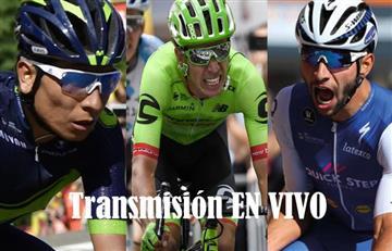 Mundial de Ciclismo: Transmisión EN VIVO de la competencia