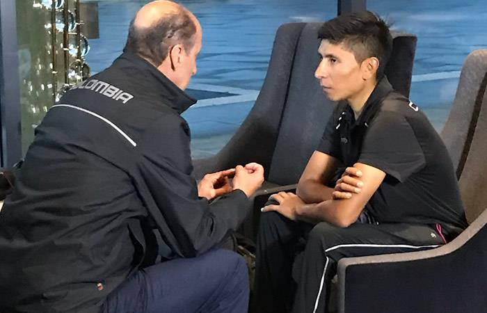 Nairo Quintana y Fedeciclismo ¿Hicieron las paces?