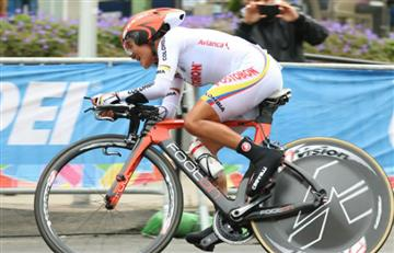 Paula Patiño hizo historia en el Mundial Bergen femenino