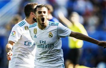 Real Madrid venció al Alavés de Daniel Torres