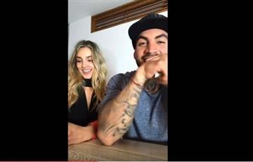 YouTube: Melina y Mateo generaron molestias por su trato