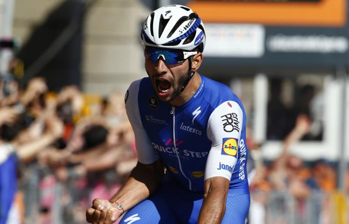 Mundial de Ciclismo: Fernando Gaviria, el mejor colombiano de la competencia