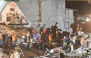 Terremoto en México ya deja 307 personas fallecidas