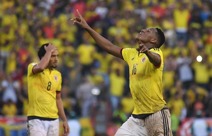Selección Colombia: Buenas noticias de Yerry Mina