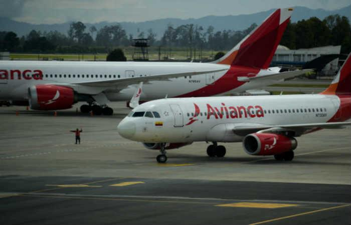 Avianca demanda huelga de pilotos para que se declare ilegal
