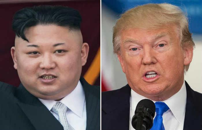 Corea del Norte dice que Trump le declaró la guerra a su país