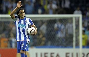 Falcao García se siente emocionado de volver a Oporto