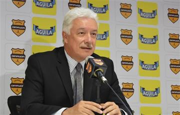 Jorge Perdomo ratifica que habrá canal premium en el Fútbol Colombiano