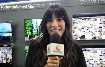 Kathy Sáenz confiesa a qué le tiene miedo en 'El paredón' de Colombia.com