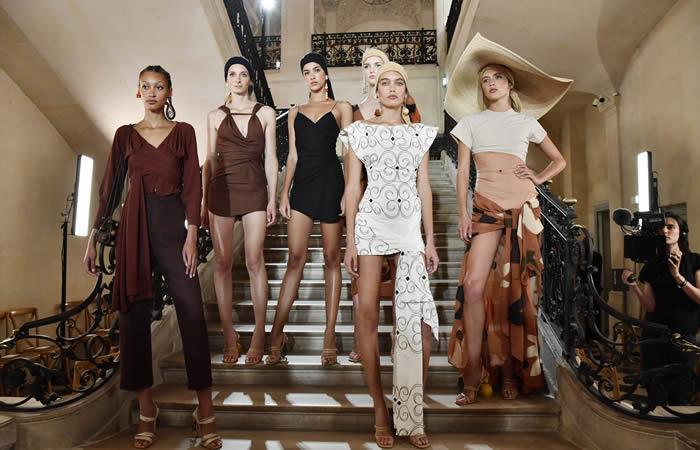 París: La Semana de la Moda se abre con el francés Jacquemus