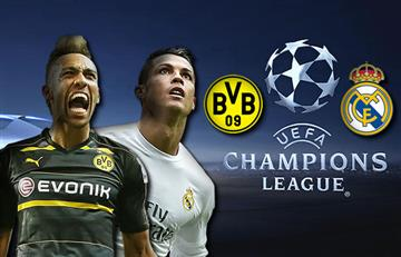 Borussia Dortmund vs. Real Madrid: Transmisión EN VIVO TV y online