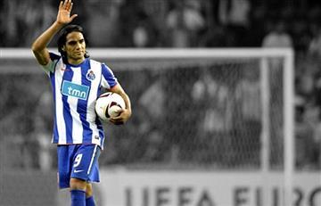 Falcao y sus momentos de grandeza en el Porto