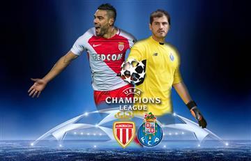 Mónaco vs. Porto: previa, datos, transmisiòn TV y online