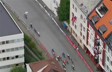 Mundial de Ciclismo: El ataque de Fernando Gaviria que no se vio en televisión