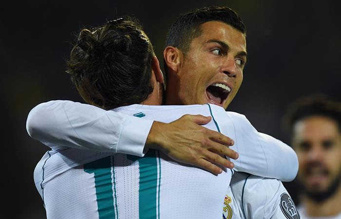 Real Madrid venció al Dortmund con doblete de Cristiano Ronaldo