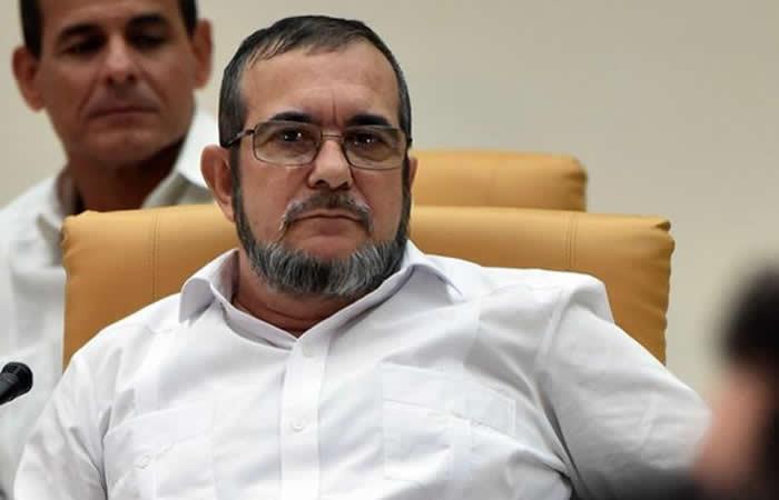 Timochenko exige a Santos que cumpla los acuerdos