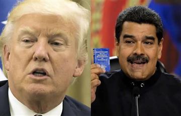 """Venezuela acusa a Estados Unidos de """"terrorismo psicológico"""""""