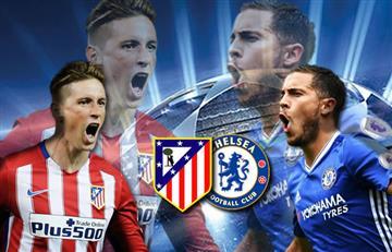 Atlético de Madrid vs. Chelsea: Transmisión EN VIVO