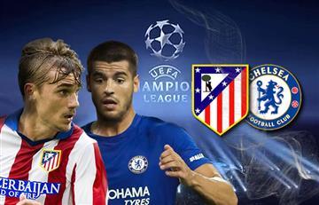 Atlético de Madrid vs. Chelsea: Transmisión EN VIVO TV y Online