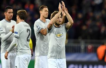 Manchester United ganó y goleó al CSKA Moscú
