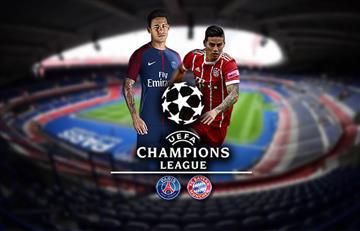 PSG vs. Bayern Múnich: Transmisión EN VIVO online