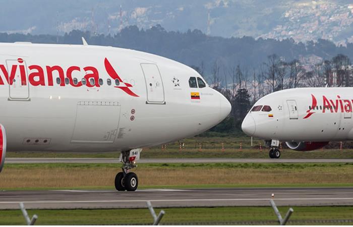 Tribunal de Bogotá no admitió demanda de Avianca